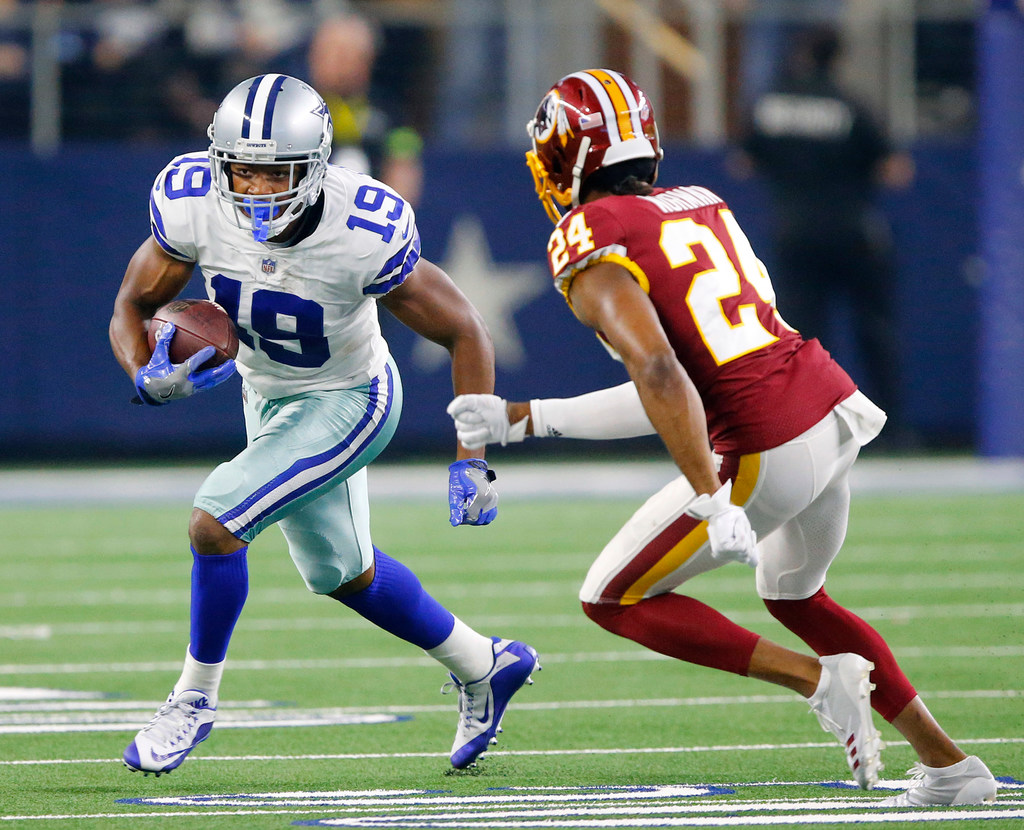 9e479099f Dallas Cowboys  Ranking the top 15 NFL wide receivers  Where does Amari  Cooper rank