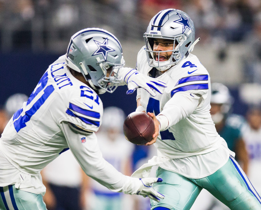 55e52f8f3847 Dallas Cowboys  Film room  Grading the Cowboys  past five NFL draft  classes