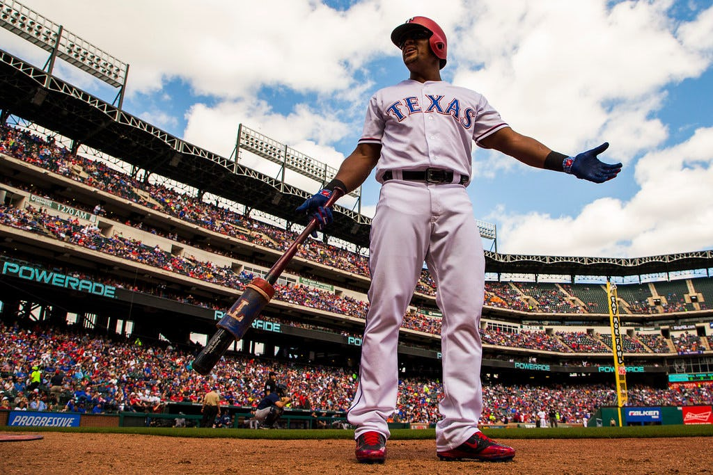 Adrian Beltre was an all-time great signing by the Rangers, but there's one free-agent pickup that was better