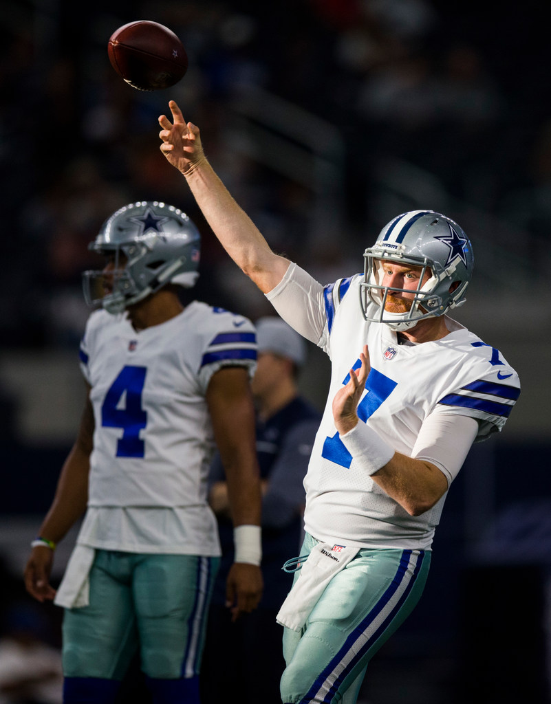 8742733de Dallas Cowboys  Why bringing on a veteran backup quarterback is probably  not on the Cowboys  agenda