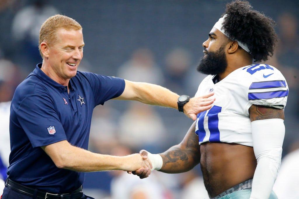LaDainian Tomlinson: Cowboys RB Ezekiel Elliott has 'earned' a contract extension