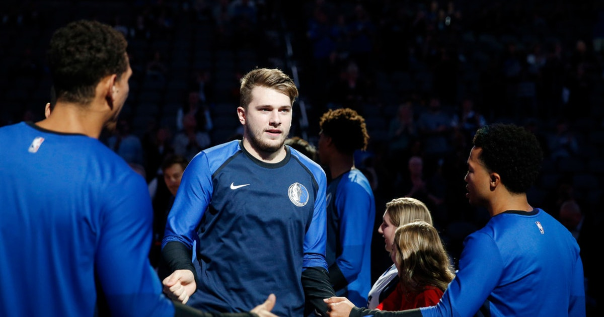 6df43ed04f59 Dallas Mavericks  Inside Luka Doncic s  stratospheric  marketing potential   Instant hit