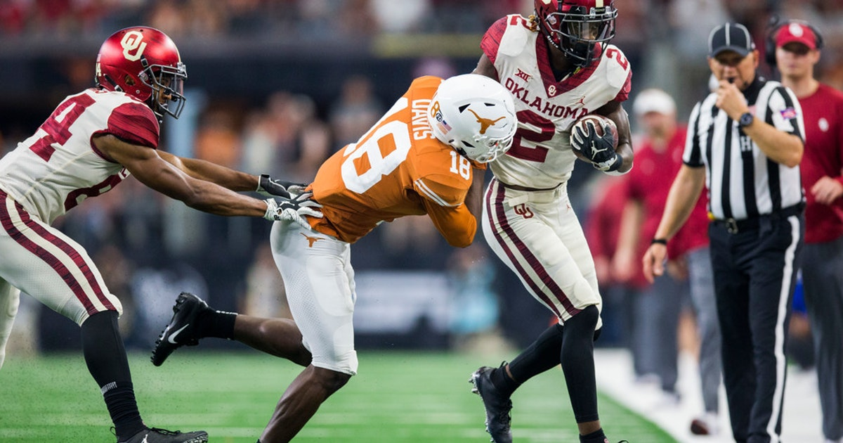 College Sports: Oklahoma WR/TE outlook for 2019: Talent ...