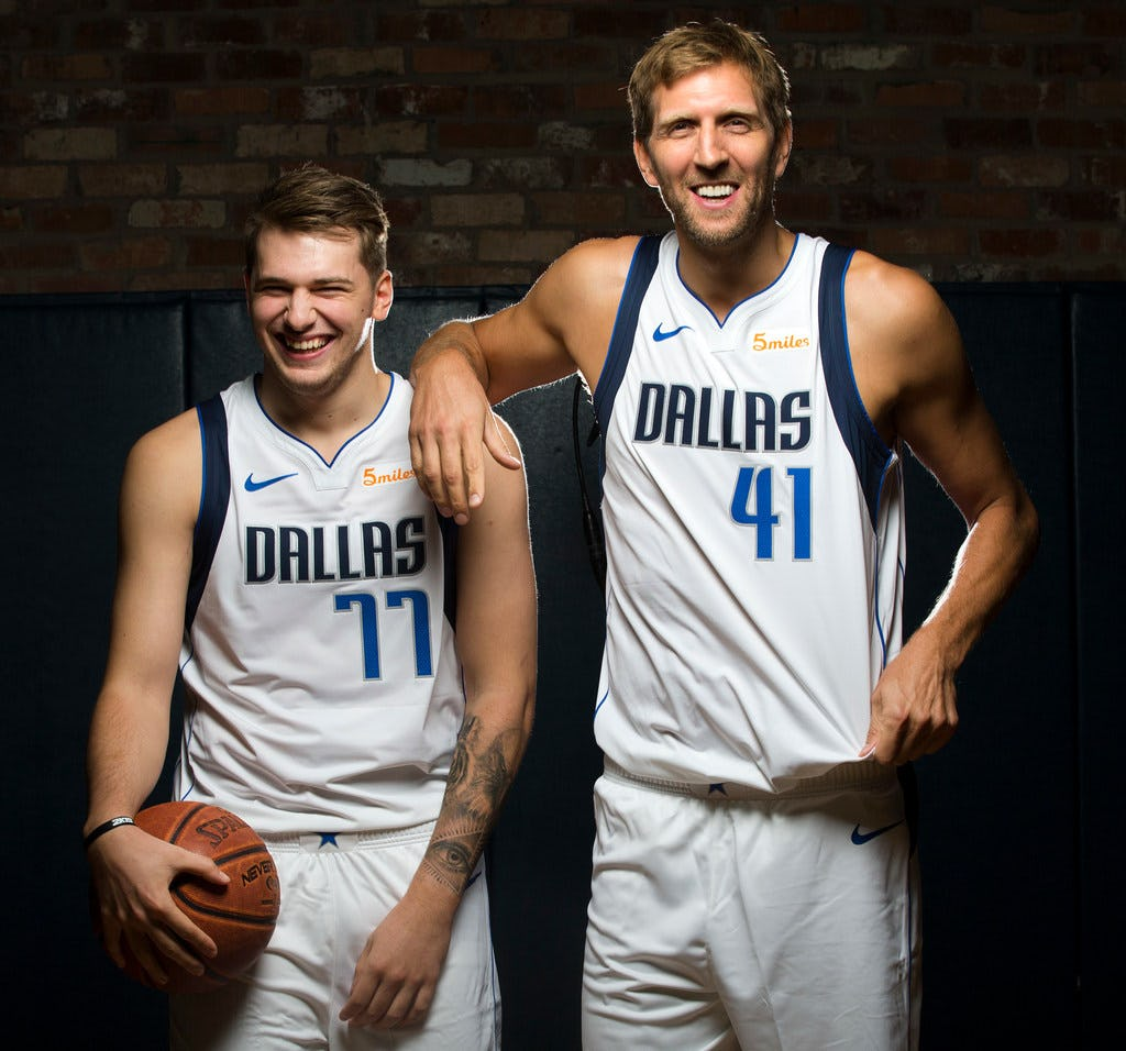 NBA All-Star weekend central: Events schedule, Mavs' ASG history, and latest Luka Doncic-Dirk Nowitzki updates