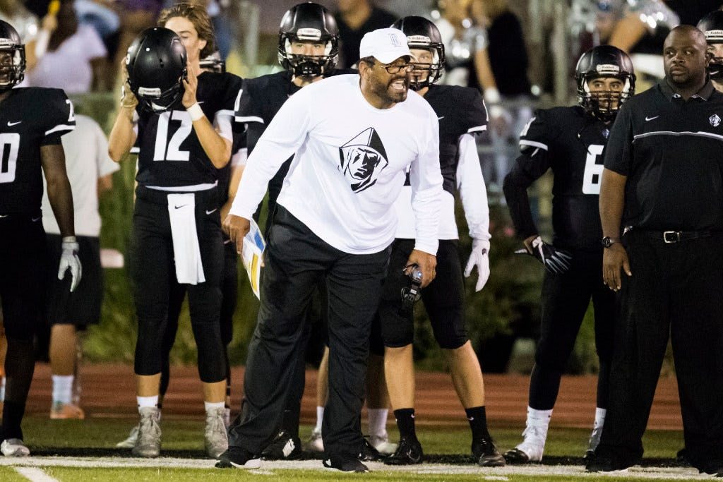 Bishop Lynch replacing both its athletic director and highly successful football coach