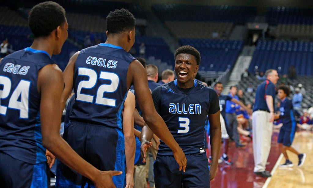 Allen's potential path to repeat Class 6A state title could include an All-American, district rival and more