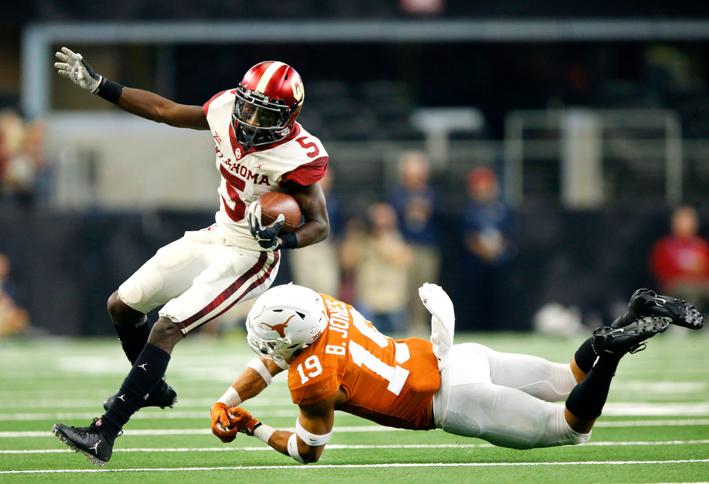 College Sports  Report  Former Oklahoma WR Marquise Brown has surgery to  repair lisfranc injury 957a38f83