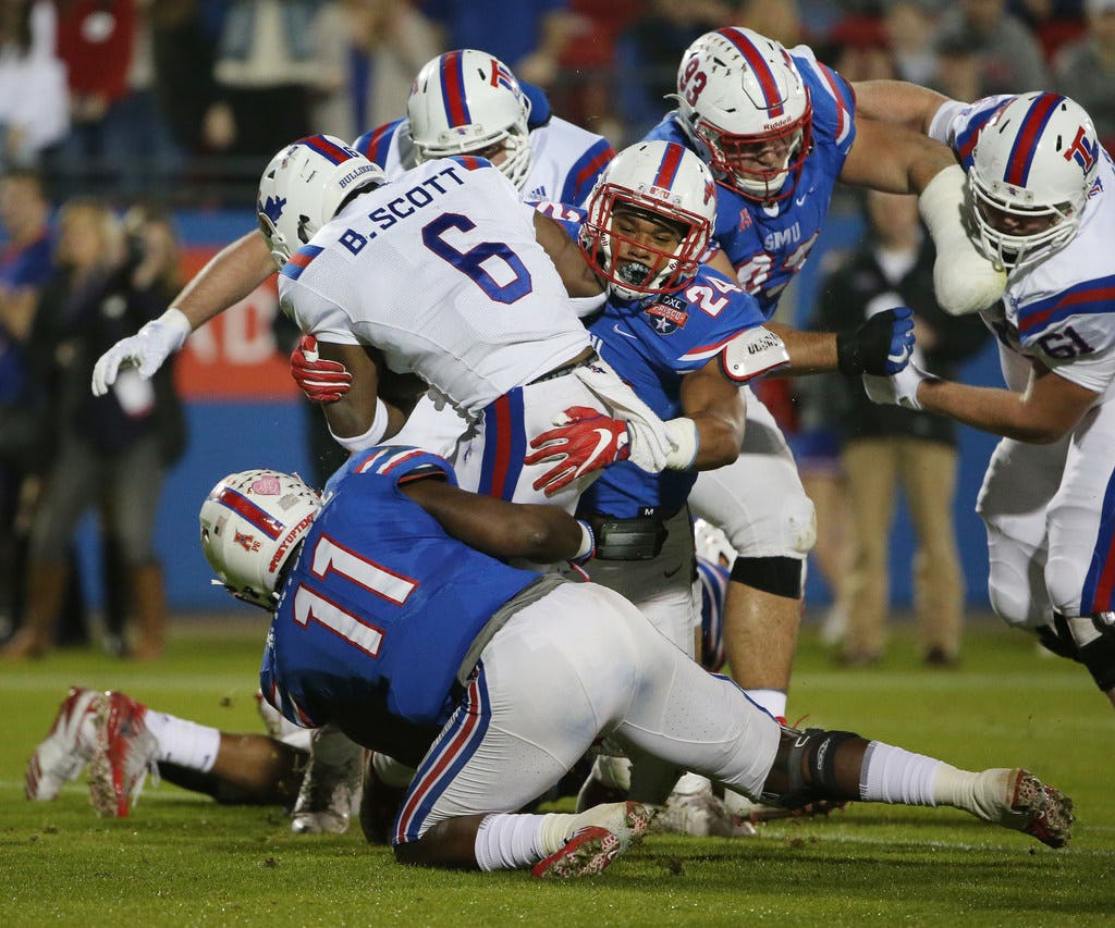SMU linebacker outlook for 2019: Mustangs can set it and forget it