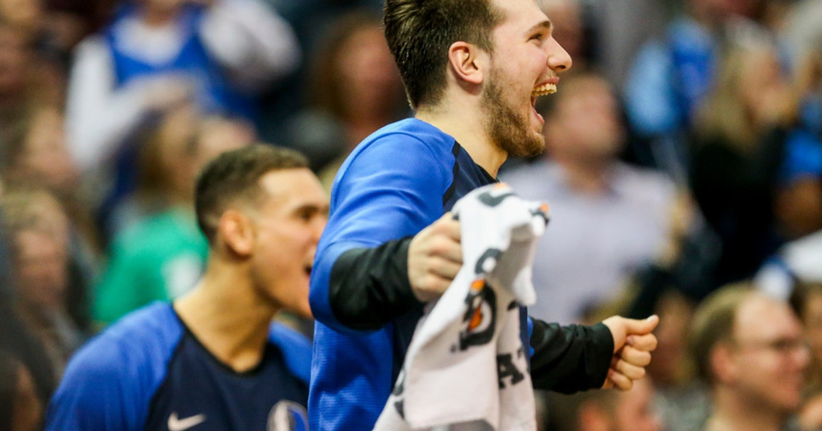 326c15d24f2 Dallas Mavericks  What they re saying about Luka Doncic  Mavs  rookie will  be a superstar