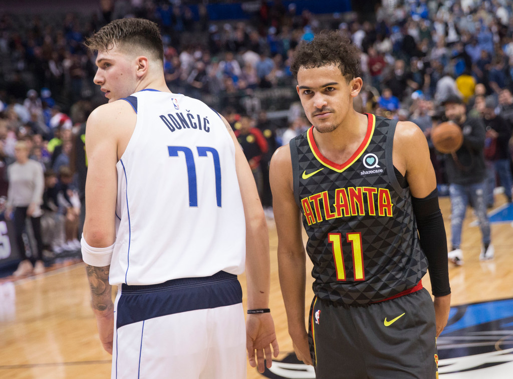 Atlanta Gm Explains Why Hawks Traded Luka Doncic For Trae Young One Thing Fans Don T Know About The Deal