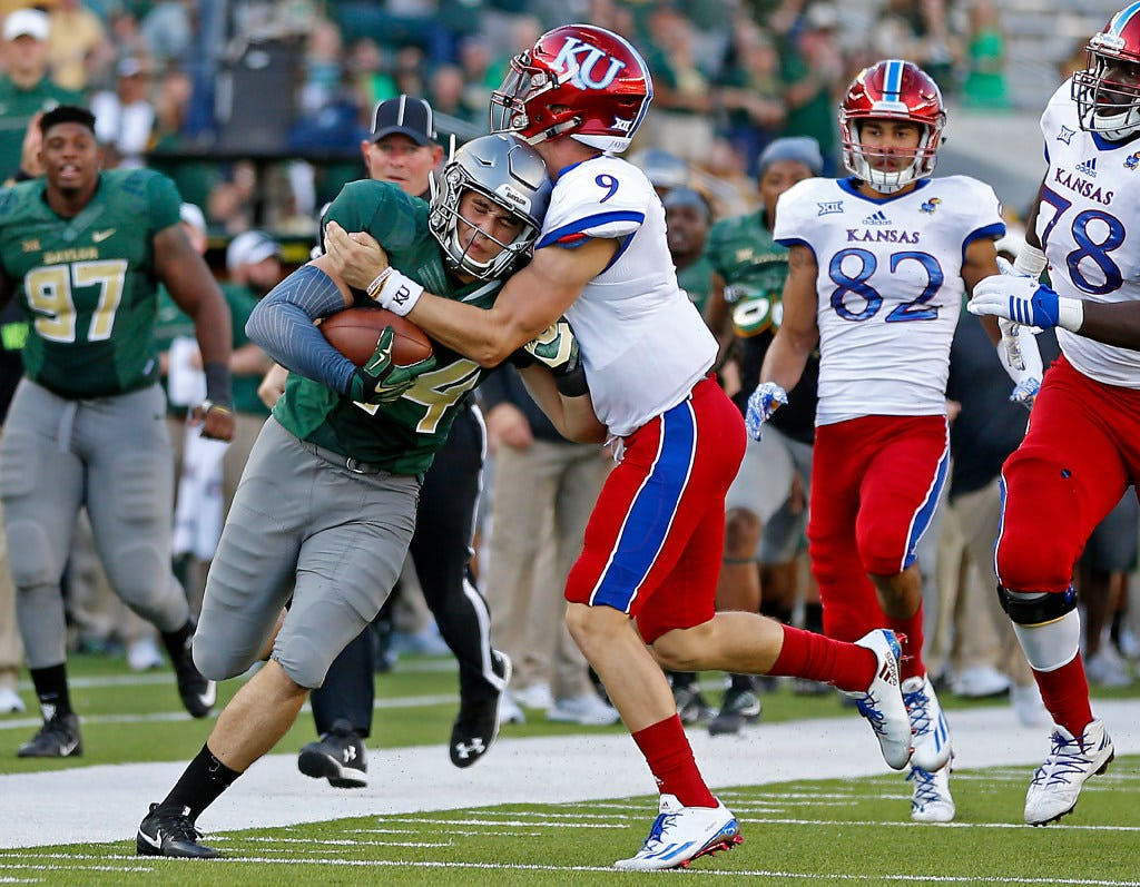 Baylor linebackers outlook for 2019: Is Clay Johnston poised to become one of the Big 12's best?