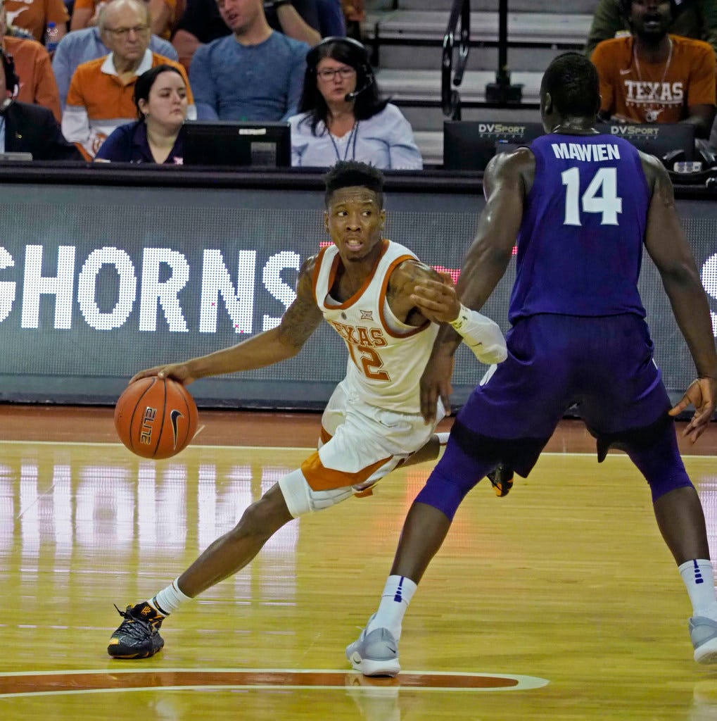 Report: Texas leading scorer Kerwin Roach suspended, will miss Saturday's game