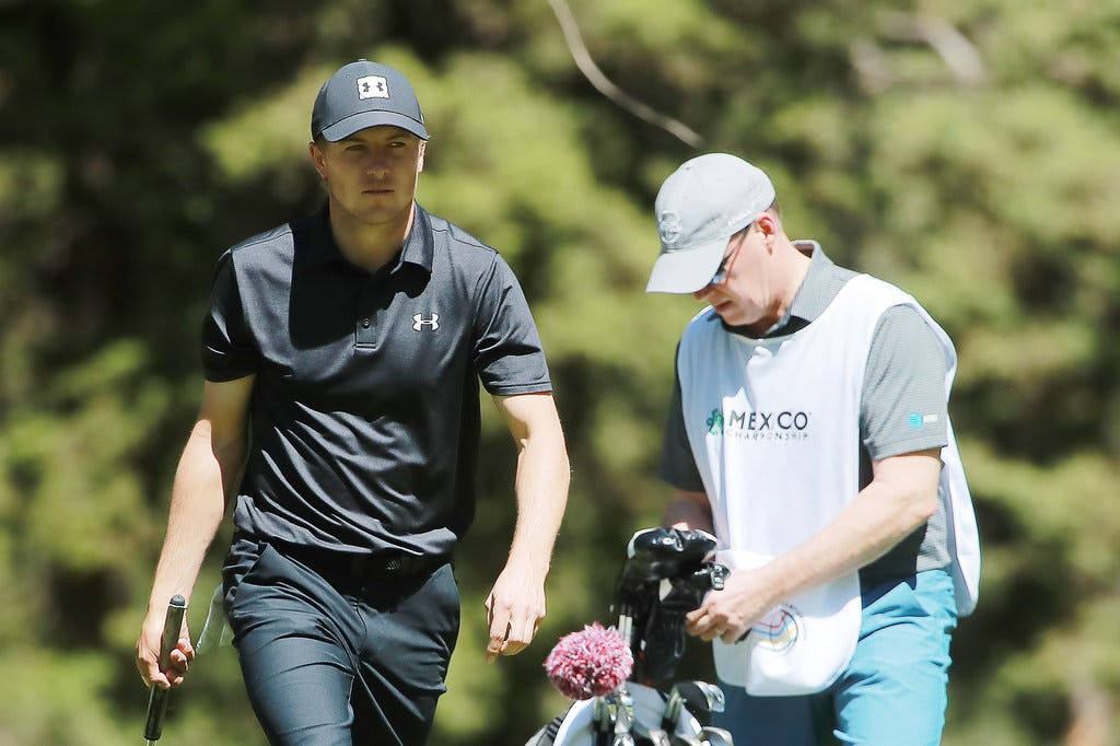 Jordan Spieth opens with a 75 at WGC-Mexico Championship