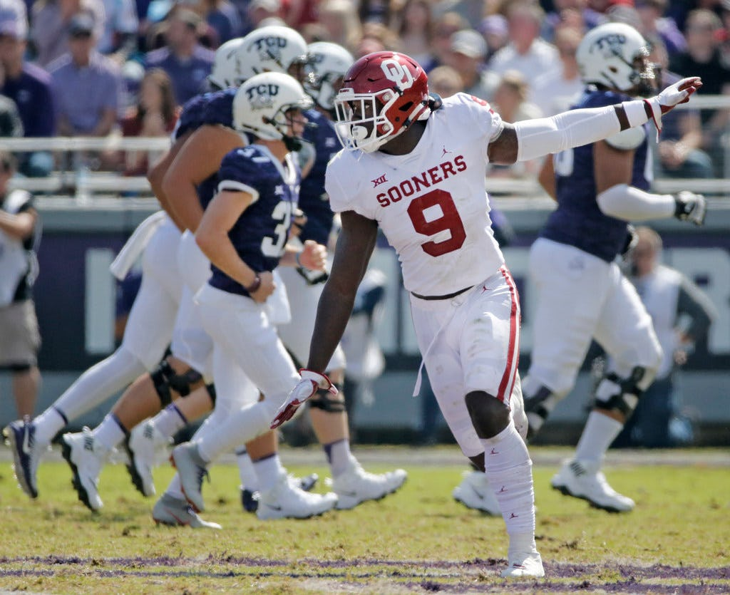 Oklahoma linebacker outlook for 2019: Can Kenneth Murray, Caleb Kelly turn experience into production?