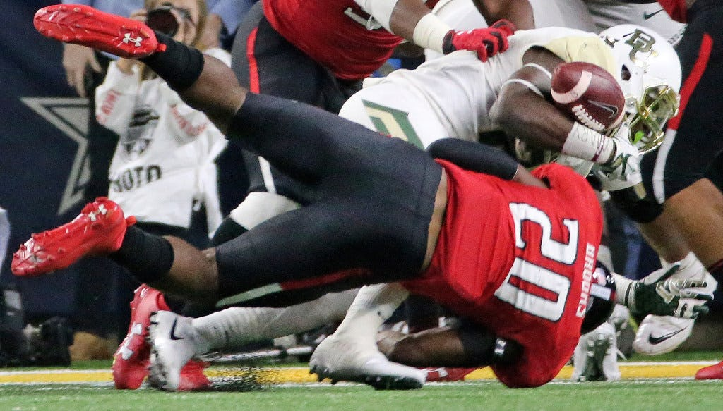 Texas Tech's linebacker outlook for 2019: The Red Raiders are a man down, retain a pair of stat leaders