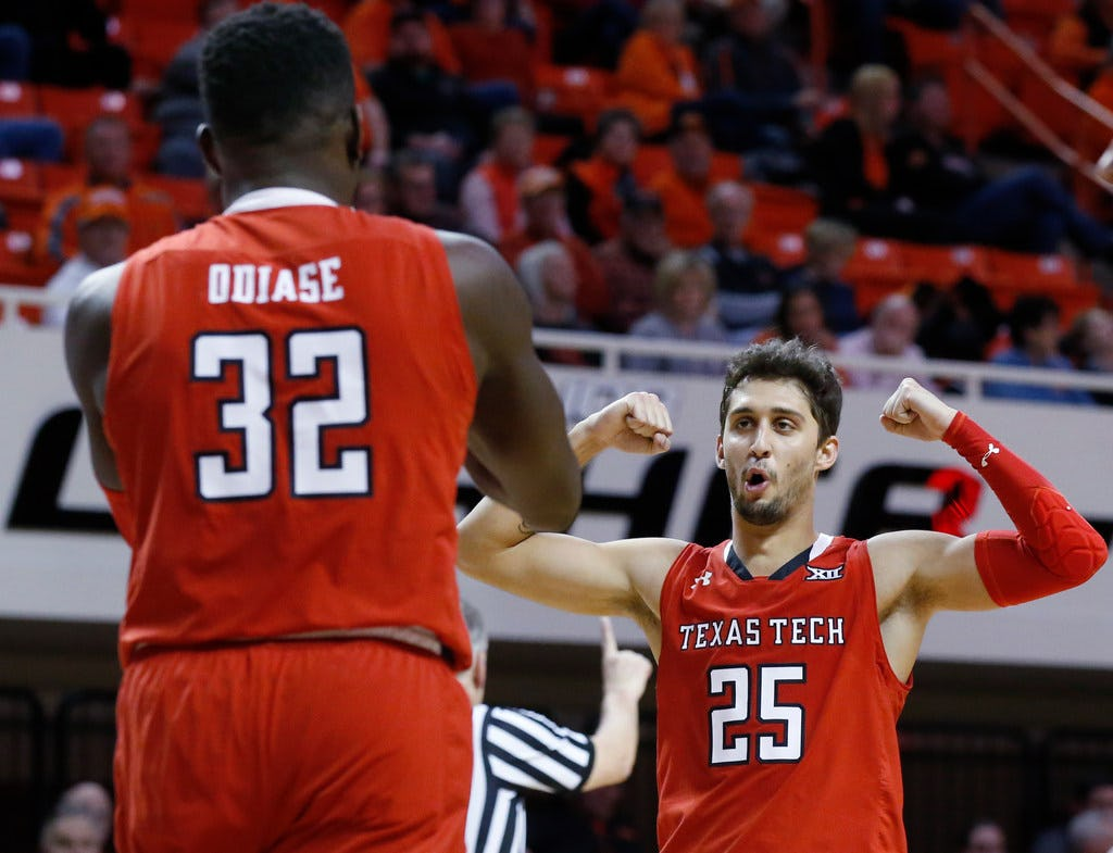 Texas Tech would send a message to the Big 12 and NCAA selection committee with a win over Kansas