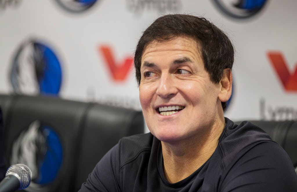 Mark Cuban is fine with the NBA lowering the age minimum, but cautions impact 'none-and-done' could have