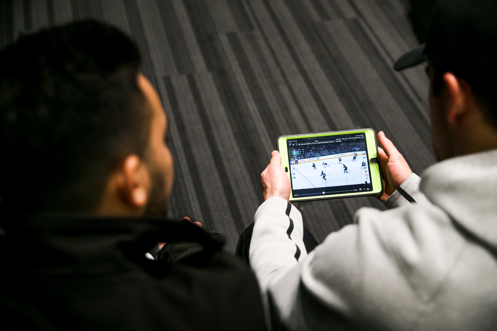 In-depth film study: Inside the mind of an NHL player as he reviews game film, featuring Taylor Fedun