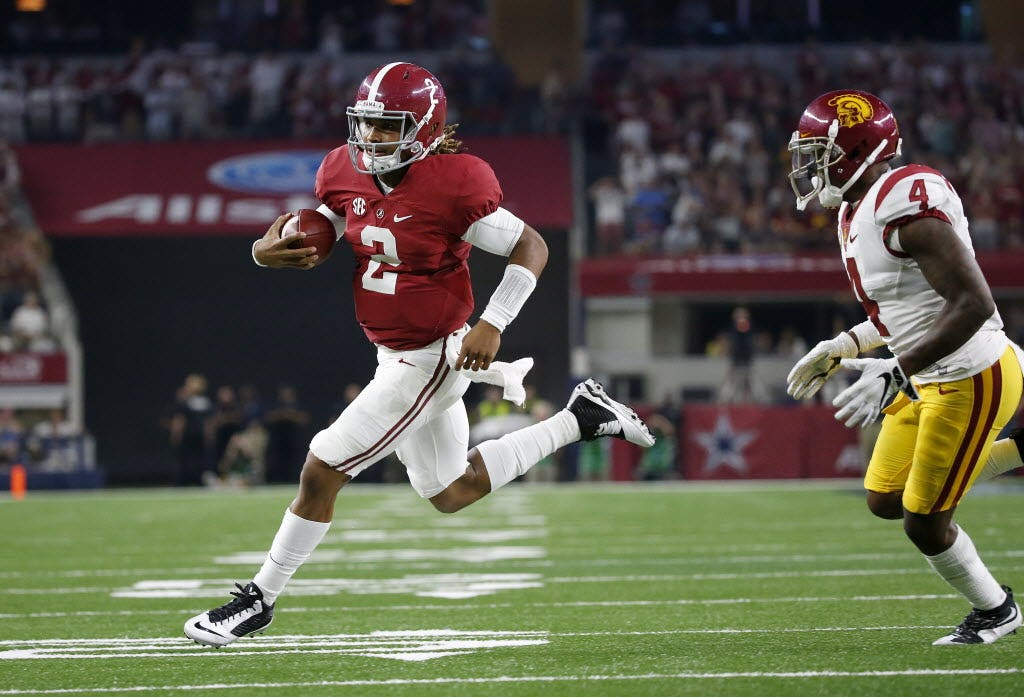 Oklahoma spring preview: Will Jalen Hurts be able to produce at the level of his last two predecessors?