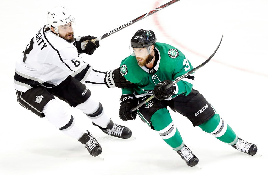 Stars sign forward Justin Dowling to 2-year contract extension