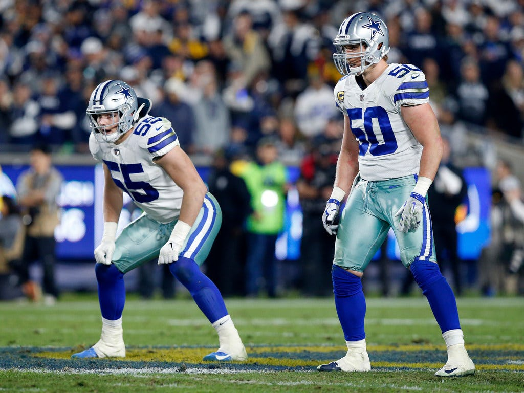 Should the Cowboys move Sean Lee to strong side linebacker when they play in a base 4-3 defense?