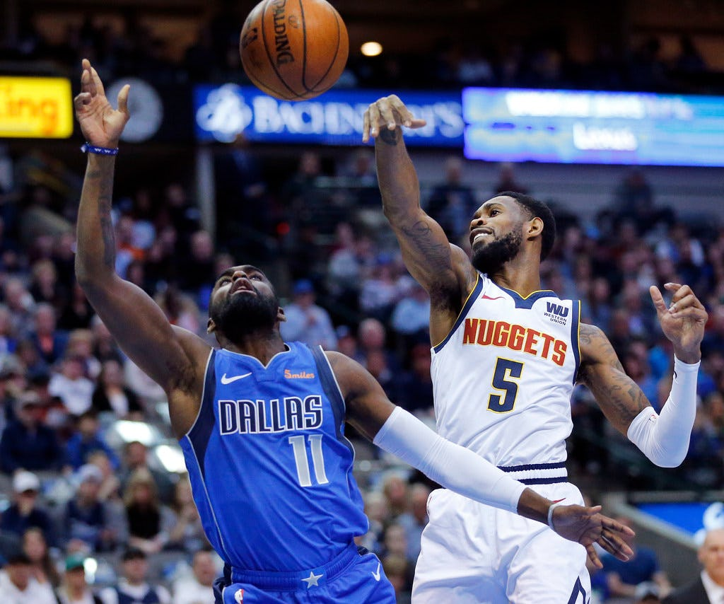 Weather concern: Mavericks' Thursday night game versus Nuggets in doubt
