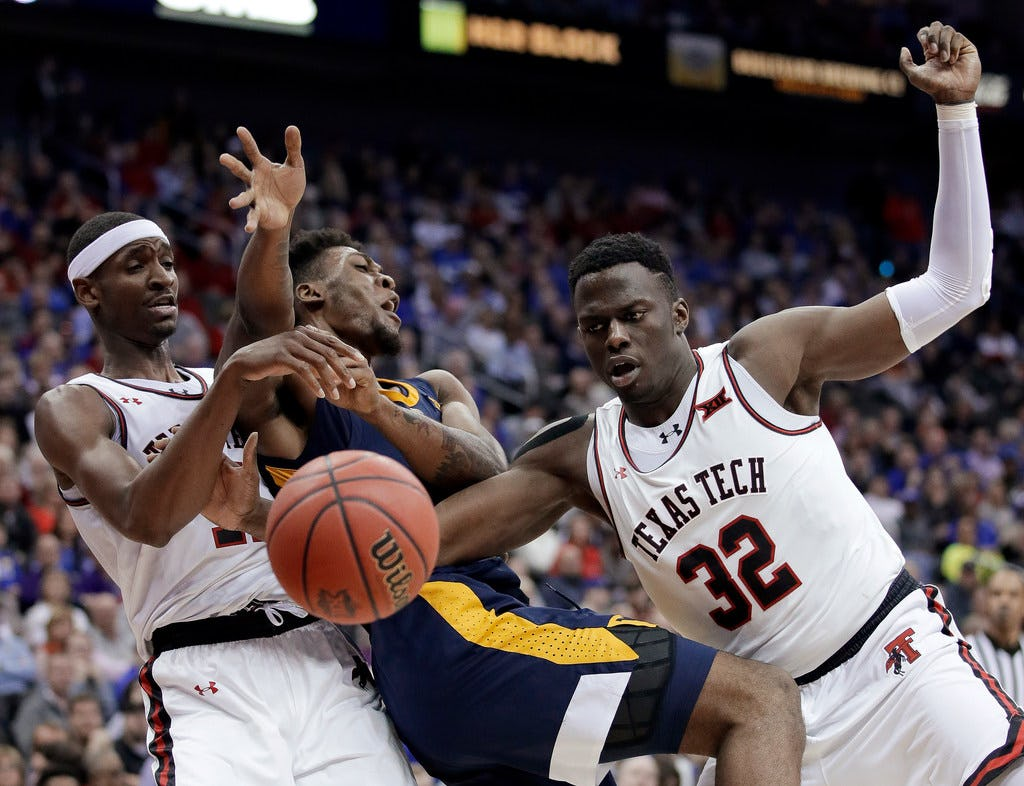AP men's basketball poll: See where Texas Tech, other Big 12 teams finish in final top 25 before NCAA tournament