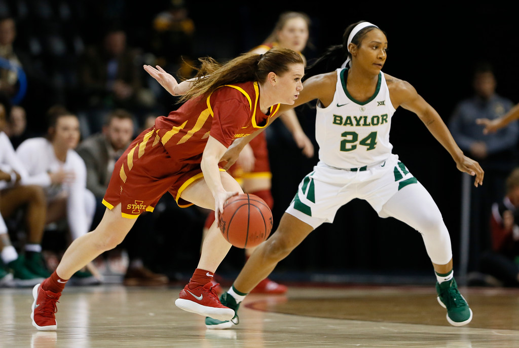 How Baylor's new starting point guard changed Kim Mulkey's