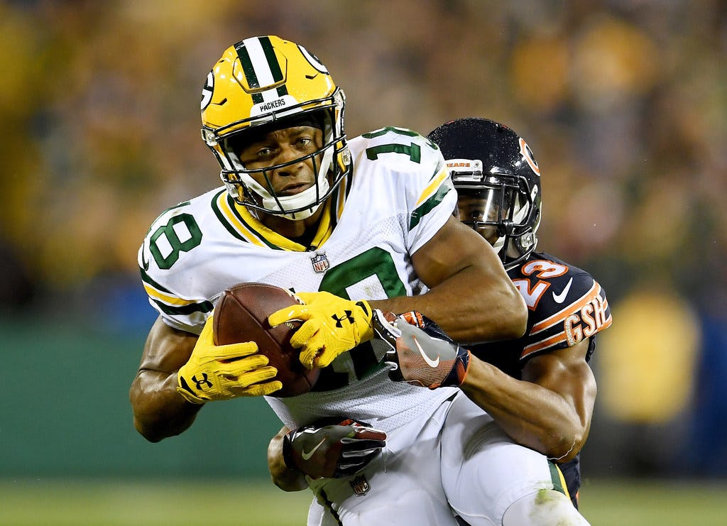 What the difference between Randall Cobb and Cole Beasley? One ex-NFL scout gives his take