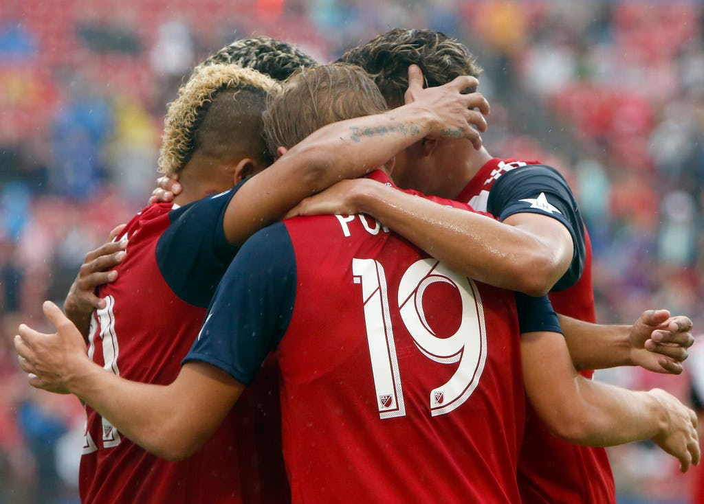 Ryan Hollingshead's late goal lifts FC Dallas over Colorado, 2-1