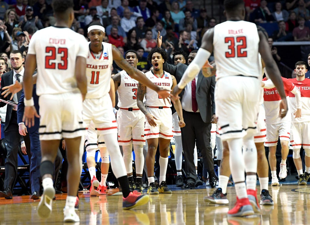 Breaking down who's left in Texas Tech's NCAA region: Big Ten doppelganger, the No. 1 seed and size galore
