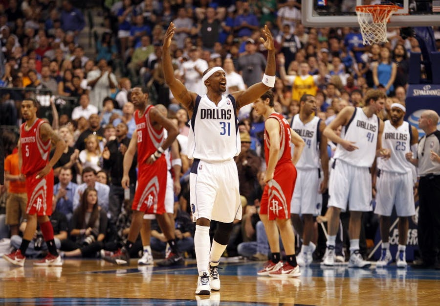 Former Mavericks Jason Terry, DeShawn Stevenson return to Dallas as The BIG3 comes to American Airlines Center | SportsDay