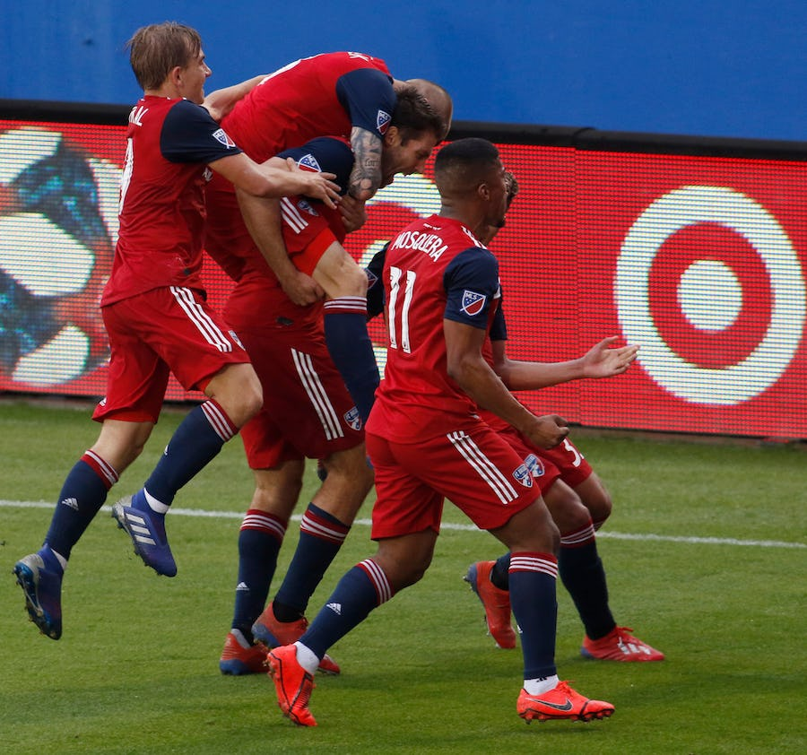 Flipboard Sports Highlights News Now: Flipboard: Real Salt Lake Vs. FC Dallas