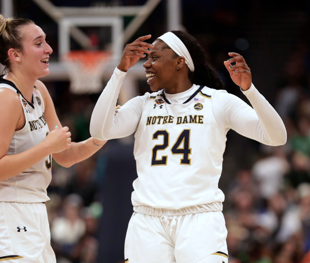 3cba6bfb7891 College Sports  How Baylor plans to stop a Notre Dame guard known for  making the impossible possible