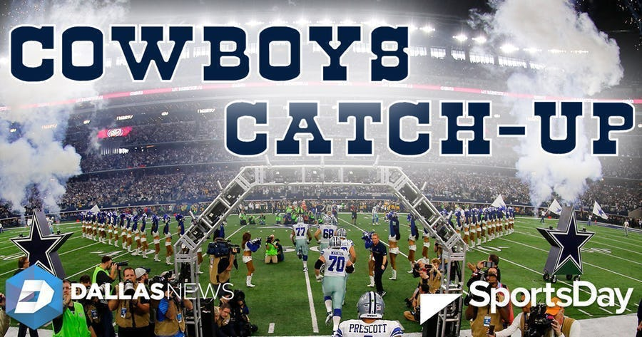 Top 5 players Cowboys regret passing on in 2012 draft, grading some pre-draft visitors, and more -- Your Cowboys Catch-Up