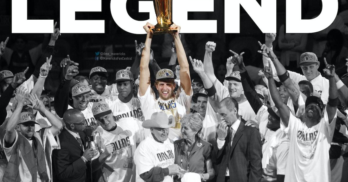 Dallas Mavericks: 'It's time': Dirk Nowitzki announces plans to retire after thrilling final ...