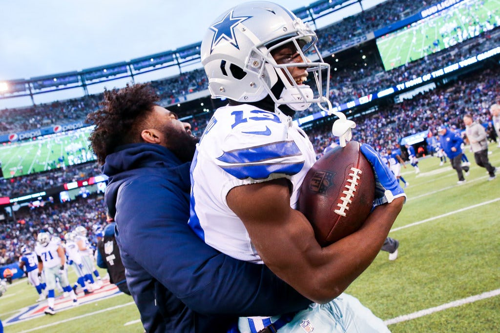 Why Michael Gallup should have a really nice 2019 season with the Cowboys