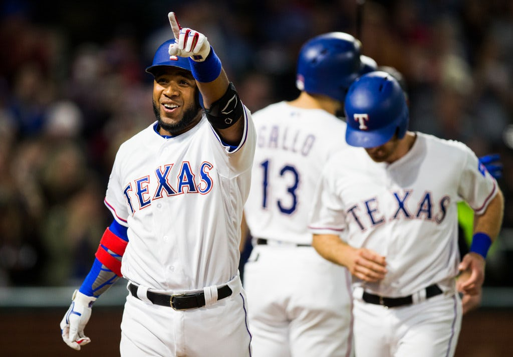 Why it's 'extremely unlikely' for Elvis Andrus to opt out of his Rangers contract