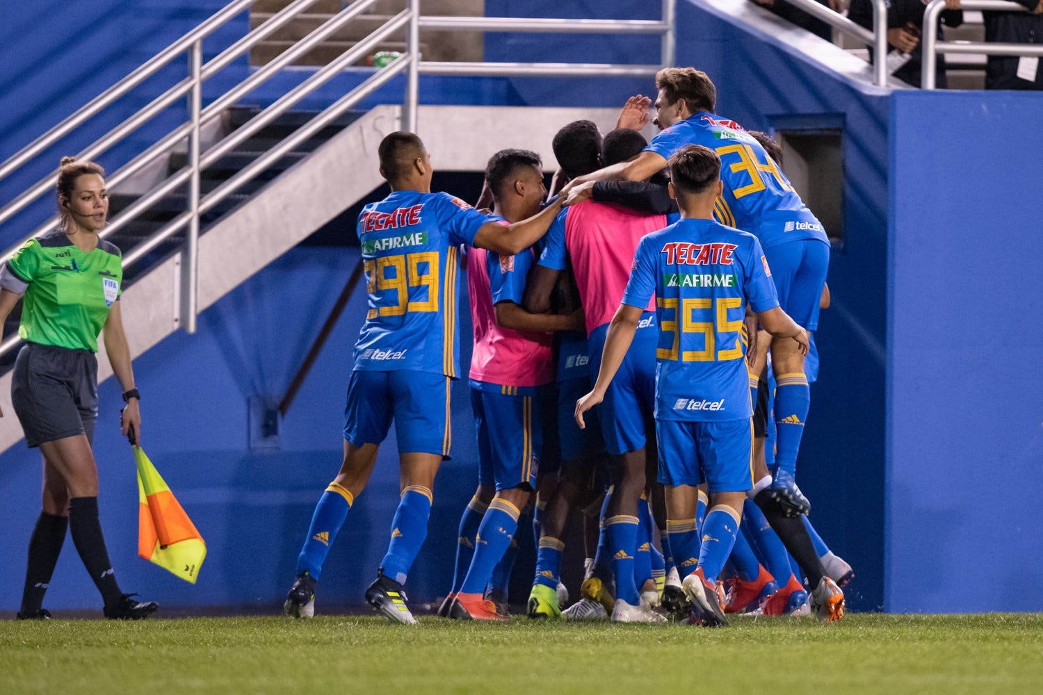 Tigres and Villarreal to meet in 2019 Dallas Cup Super Group Final.