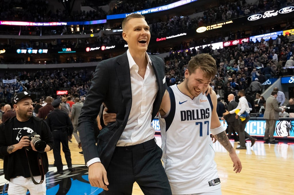 Breaking down the Mavericks: Ranking the value of every player on the roster