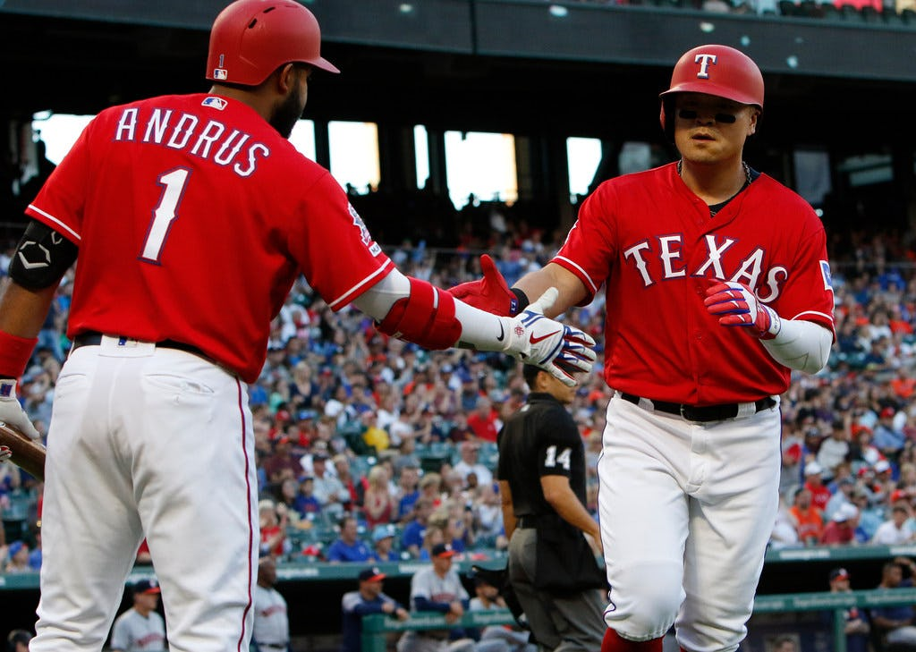 New season, new look: Significance of Rangers' series win over Astros can be marked by two points