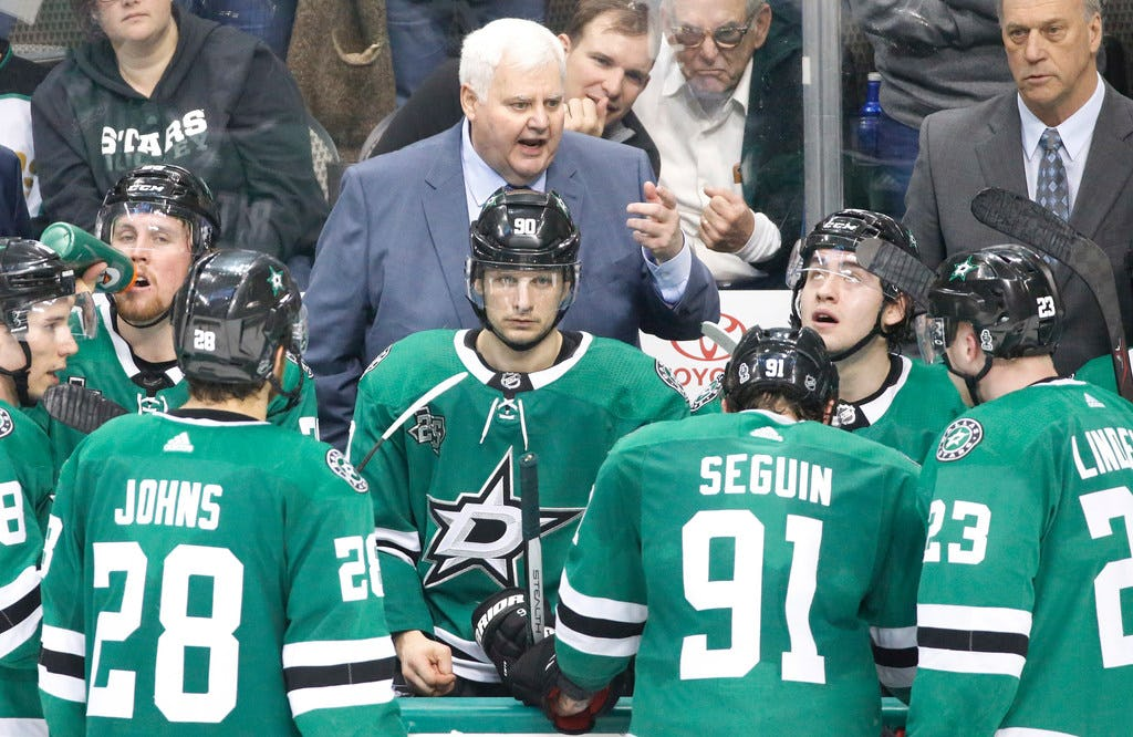 How the influence of Ken Hitchcock is still apparent in this season's Dallas Stars