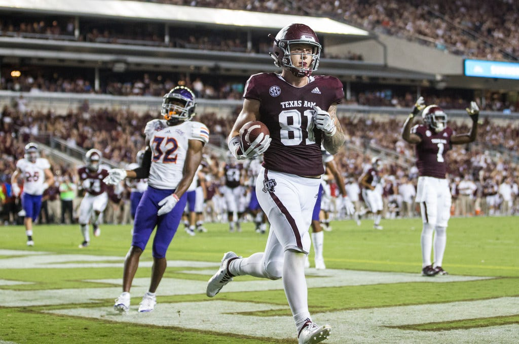 Texas A&M NFL draft projections: Will Aggies produce several picks in the later rounds?