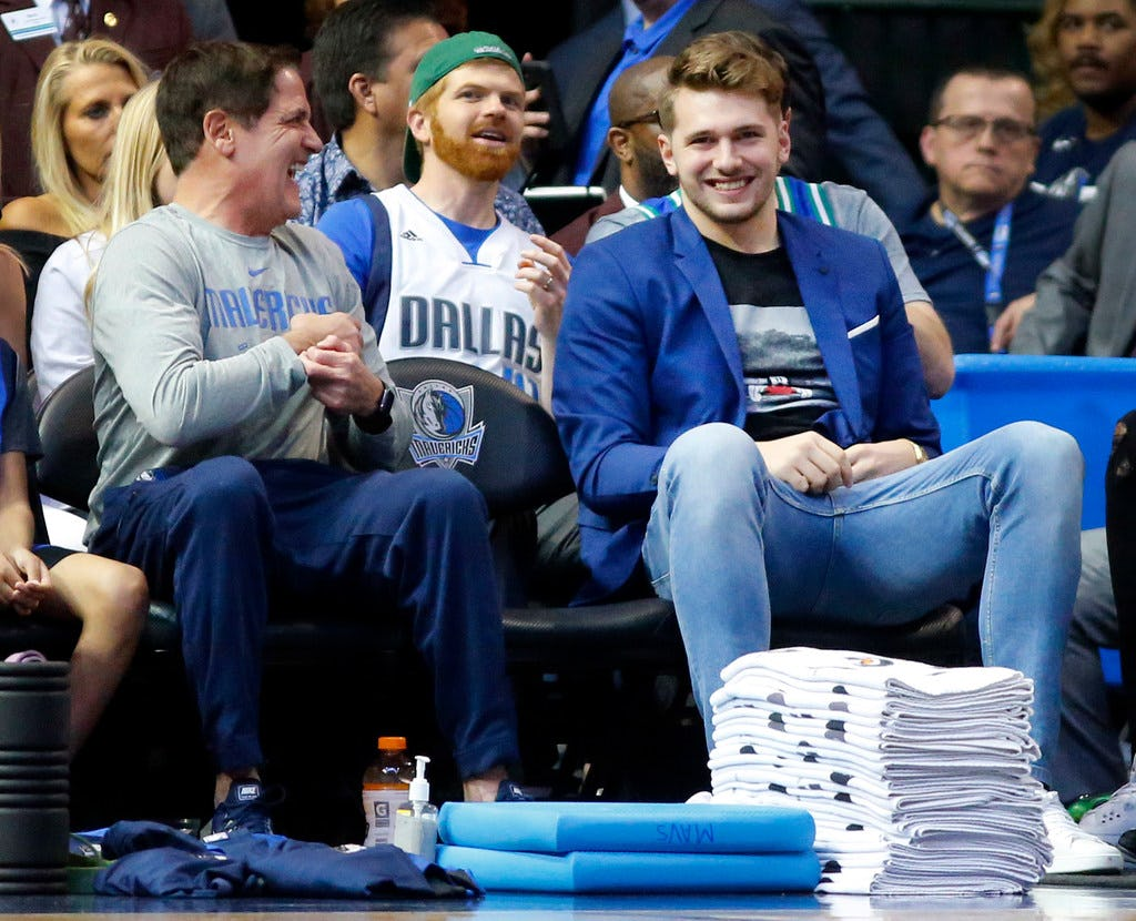 Mavs should aim high this offseason, but here's a few possible Plan B's to pair with Doncic and Porzingis