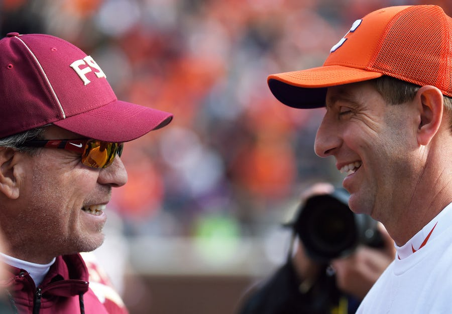 Flipboard: Clemson's new deal with Dabo Swinney breaks ...