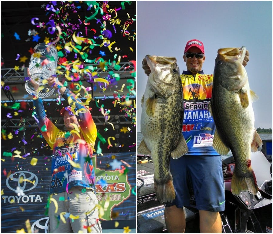 Flipboard Sports Highlights News Now: Flipboard: Elite Series Anglers Have Century Belts In Sights