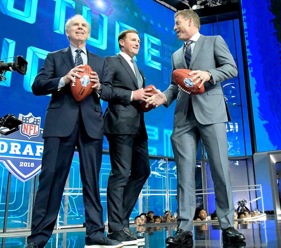 Flipboard Sports Highlights News Now: Flipboard: Why Cowboys Legend Troy Aikman Says It's