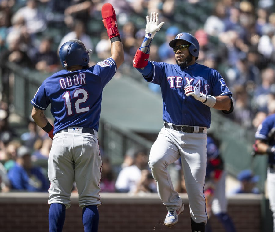 Flipboard Sports Highlights News Now: Flipboard: How Elvis Andrus' Big Weekend At The Plate Has