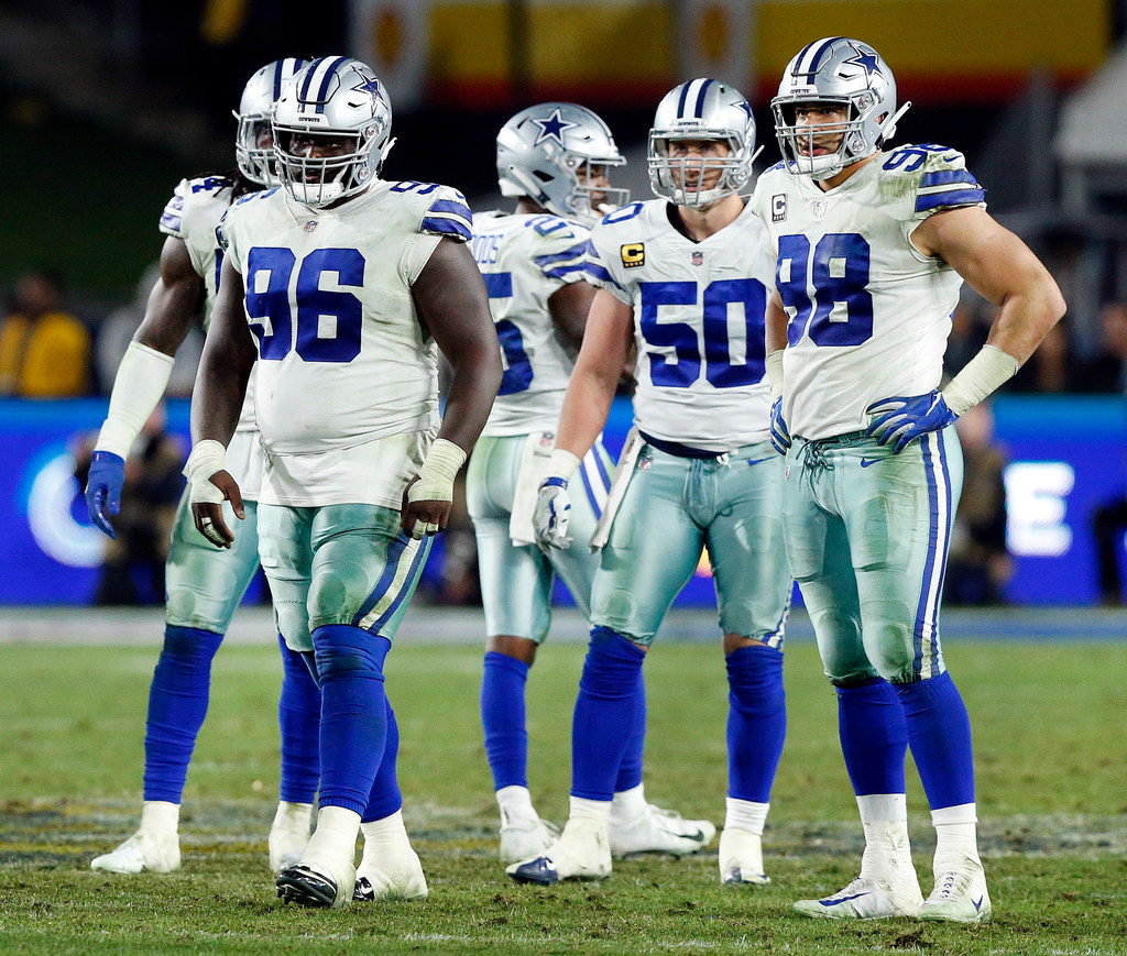 new styles f6ee9 df52b How Dallas Cowboys' incoming rookie class impacts veterans ...