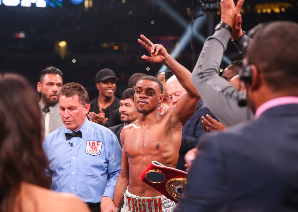'We want the fight': A bout between Terence Crawford and Errol Spence Jr. is inevitable, but when will it happen?